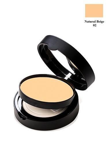 Note Luminous Silk Cream Powder 02 Natural Beige 10Gr Note